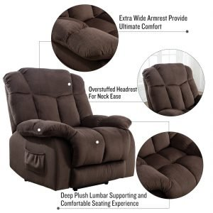 CANMOV Power Lift Recliner Chair-1