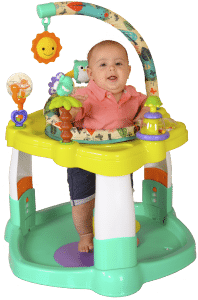 Creative Baby Woodland Activity Center