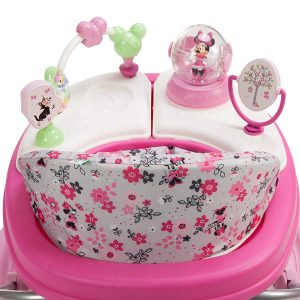 Disney Baby Minnie Mouse Music and Lights Baby Walker 4 300x300 image