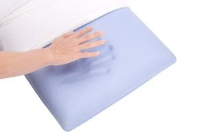 Elite Rest Ultra Slim Sleeper Memory Foam Pillow