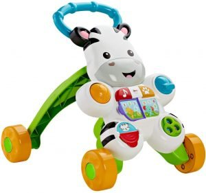 Fisher Price Learn with Me Zebra Walker 1 300x281 image