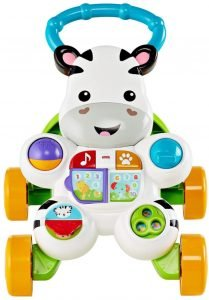 Fisher Price Learn with Me Zebra Walker 3 209x300 image