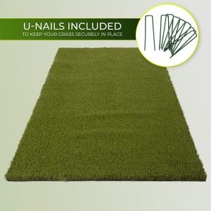 Imozel Premium Outdoor Artificial Lawn and Turf Grass-1