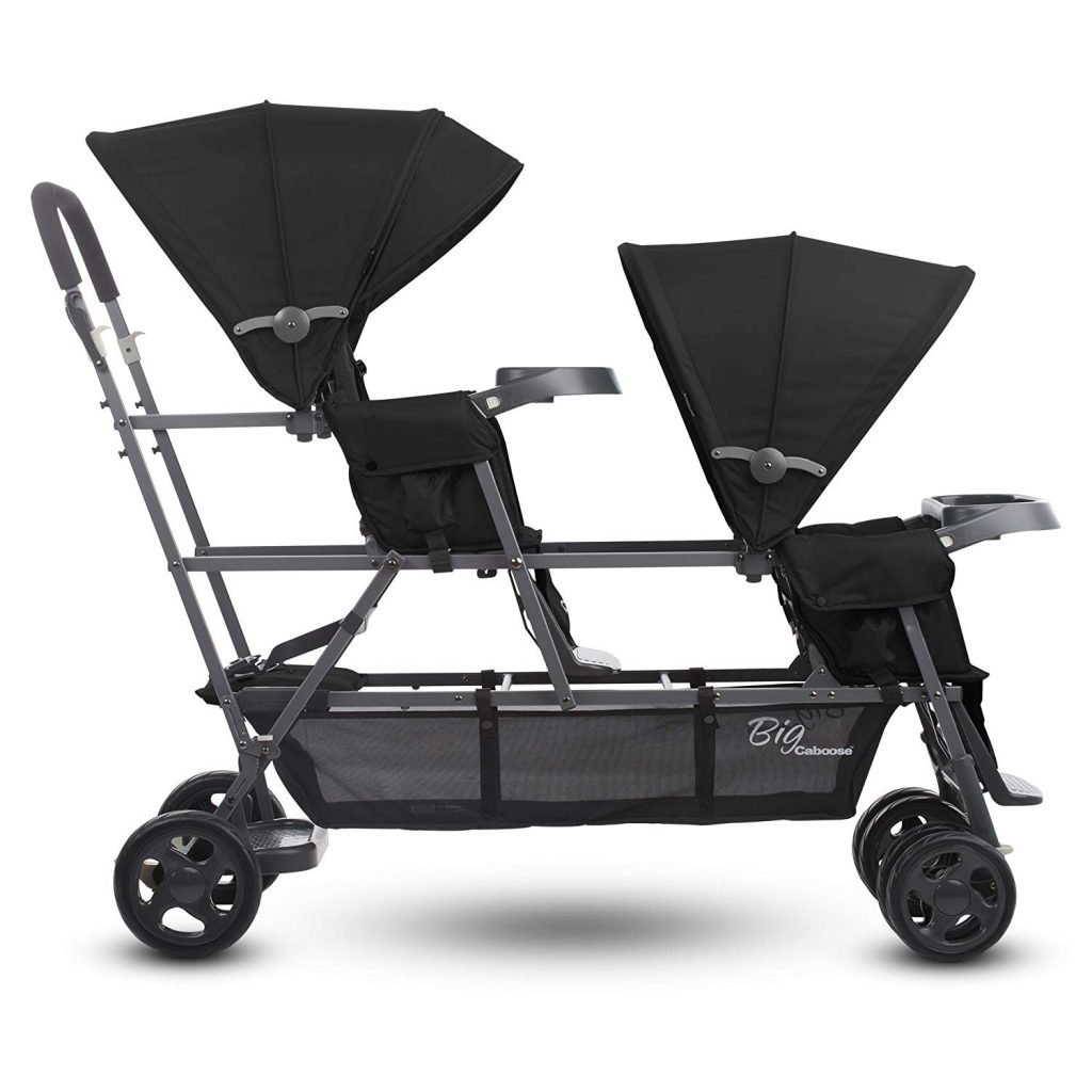 5 Best Triple Strollers Aug 2019 Reviews Buying Guide