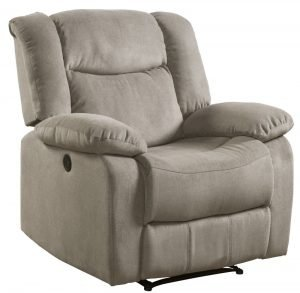Lifestyle Power Recliner Fabric-1