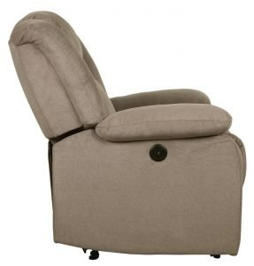 Lifestyle Power Recliner Fabric-2