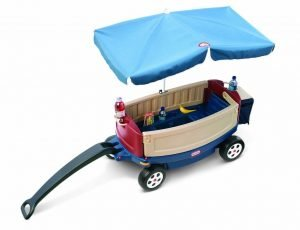 Little Tikes Deluxe Ride and Relax Wagon-1