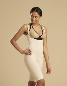Marena Recovery Knee Length Girdle with High Back 1 234x300 image