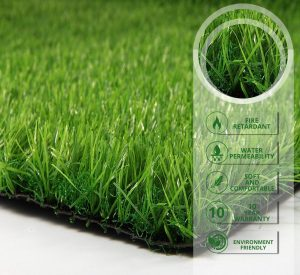 PZG 1-inch Artificial Grass Patch-2