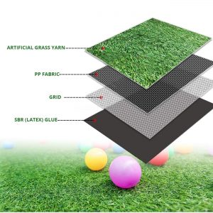 PZG 1-inch Artificial Grass Patch-3
