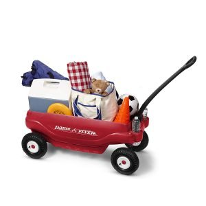 Radio Flyer Deluxe All Terrain Family Wagon Ride On 2 300x300 image
