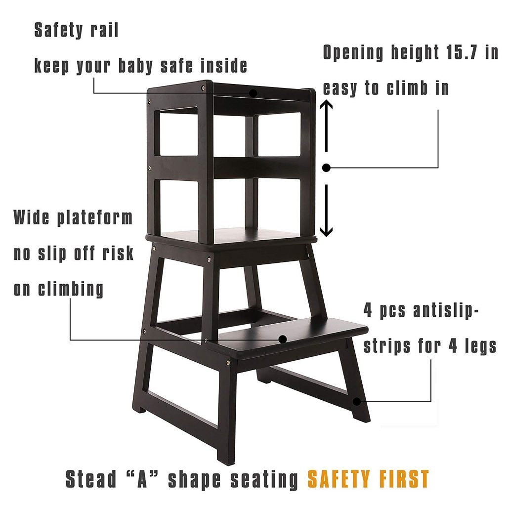 Astounding 7 Best Toddler Step Stools Dec 2019 Reviews Buying Guide Onthecornerstone Fun Painted Chair Ideas Images Onthecornerstoneorg