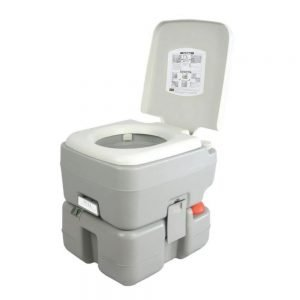 SereneLife Outdoor Portable Toilet0 300x300 image