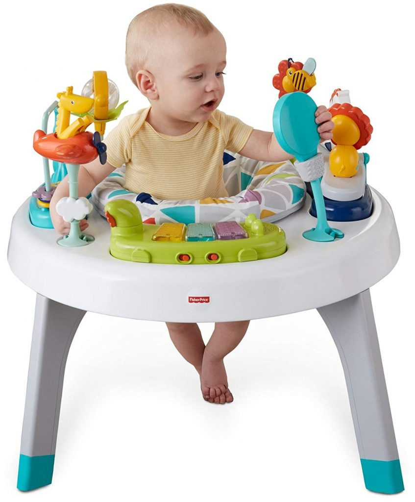 1743228f03dc 6 Best Baby Exersaucers (Mar. 2019) – Reviews   Buying Guide