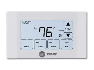 TRANE Thermostat 1 300x225 image