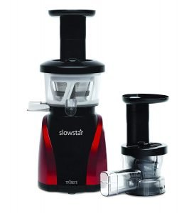Tribest Slowstar Vertical Slow Juicer and Mincer SW 2000 2 273x300 image