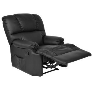 WATERJOY Massage Recliner Chair with Heat and Vibrating-1