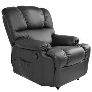 WATERJOY Massage Recliner Chair with Heat and Vibrating