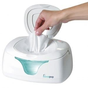 hiccapop Wipe Warmer and Baby Wet Wipes Dispenser 2 300x300 image