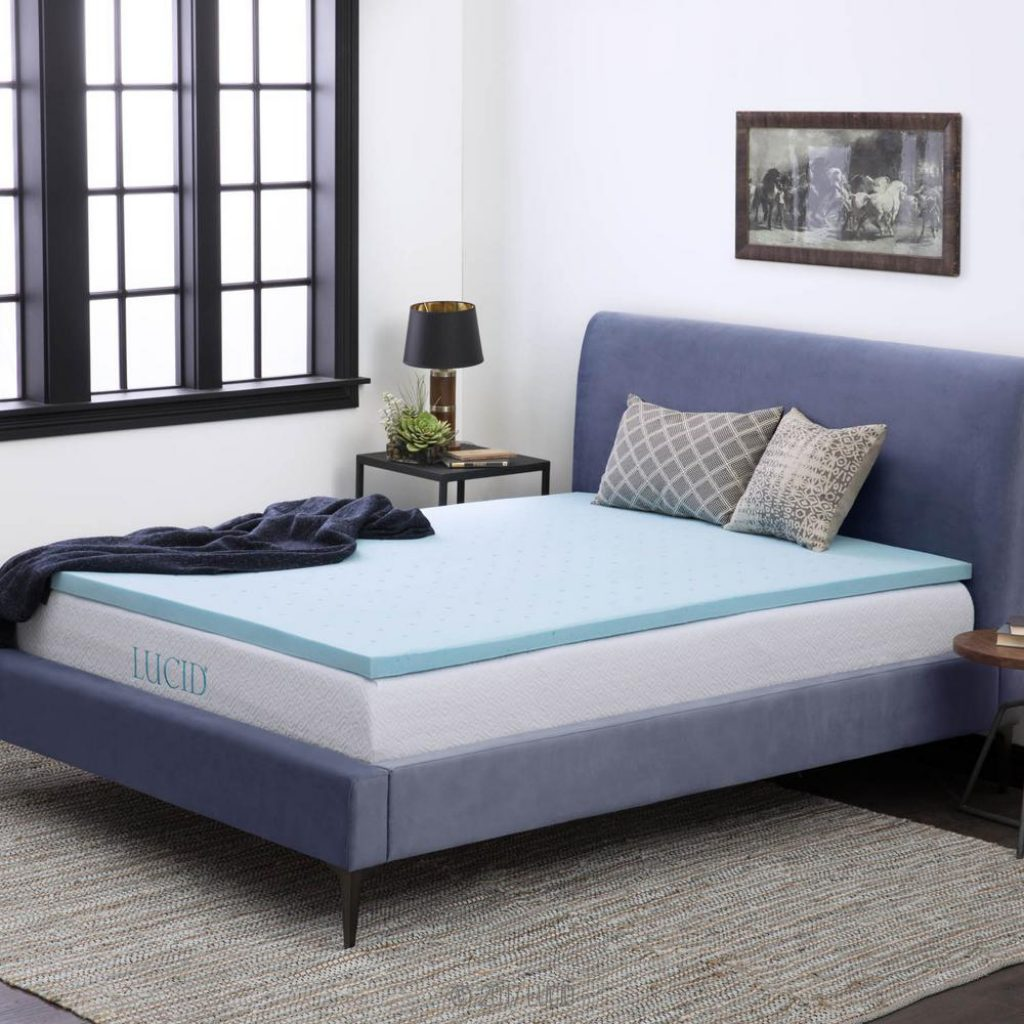 7 Best Mattress Toppers For Side Sleepers Oct 2019