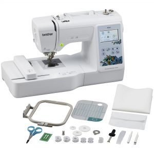 Brother Embroidery Machine PE535-1