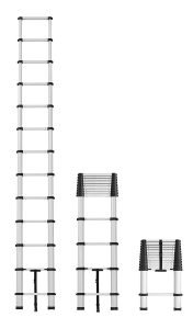 Cosco SmartClose Telescopic Ladder-1