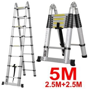 Luisladders Oshion Telescopic Ladder-1
