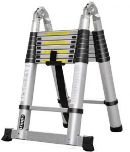 Luisladders Oshion Telescopic Ladder