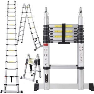 Luisladders Oshion Telescopic Ladder-4