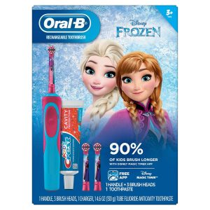 Oral B Kids Rechargeable Electric Toothbrush 1 300x300 image