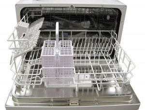 SPT SD-2201W Countertop Dishwasher-2