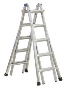 Werner MT-22 Telescopic Ladder