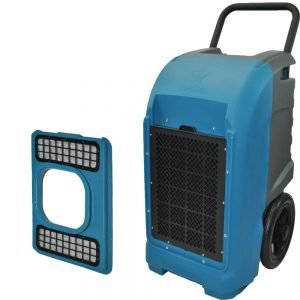 XPOWER XD 125 Industrial Commercial Dehumidifier2 300x300 image