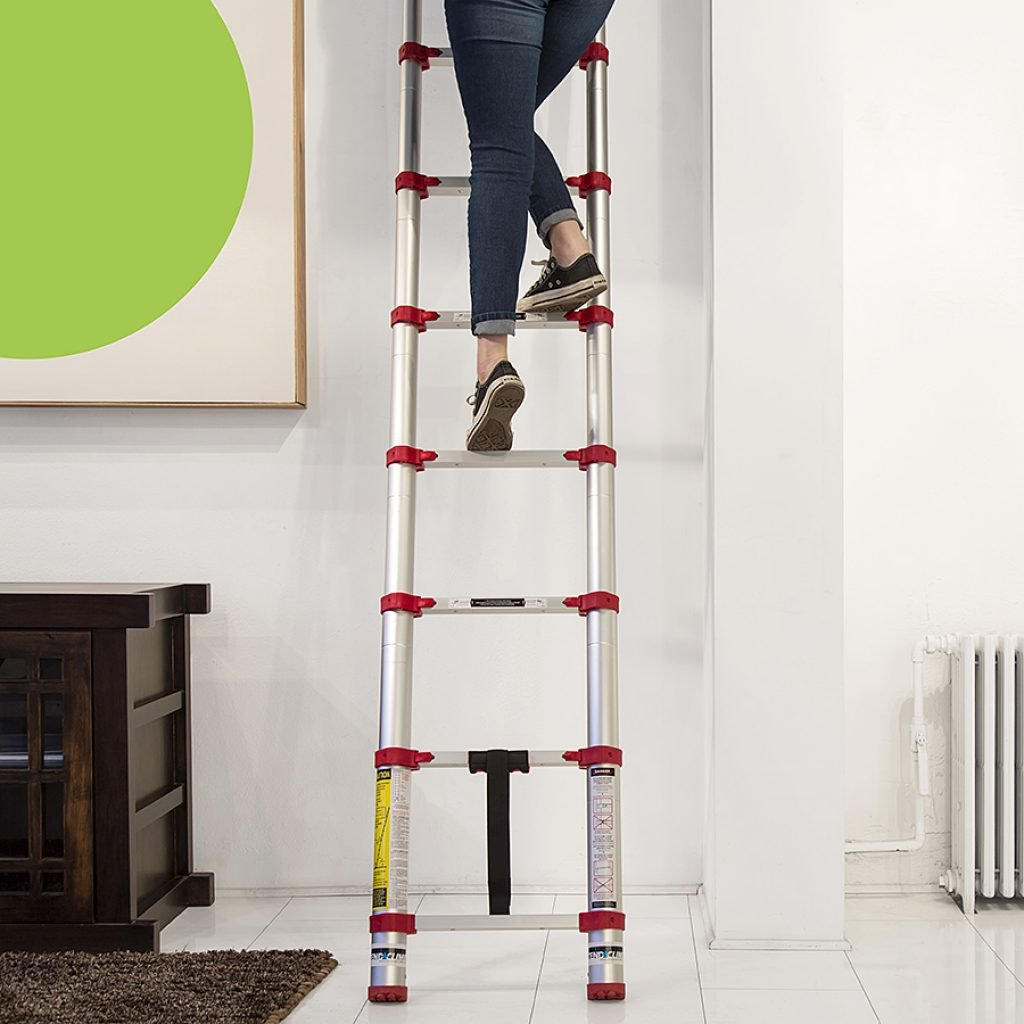 Xtend-Climb-785P-Aluminum-Telescoping-Ladder-Heavy-Duty