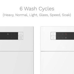 hOmeLabs Compact Countertop Dishwasher-4