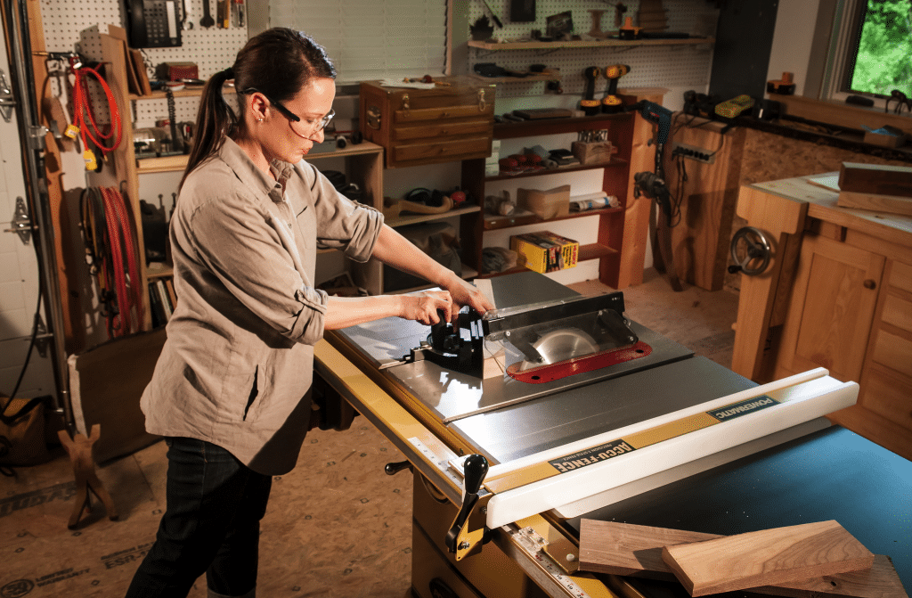 4 Powerful Hybrid Table Saws For Every Woodworker's Needs