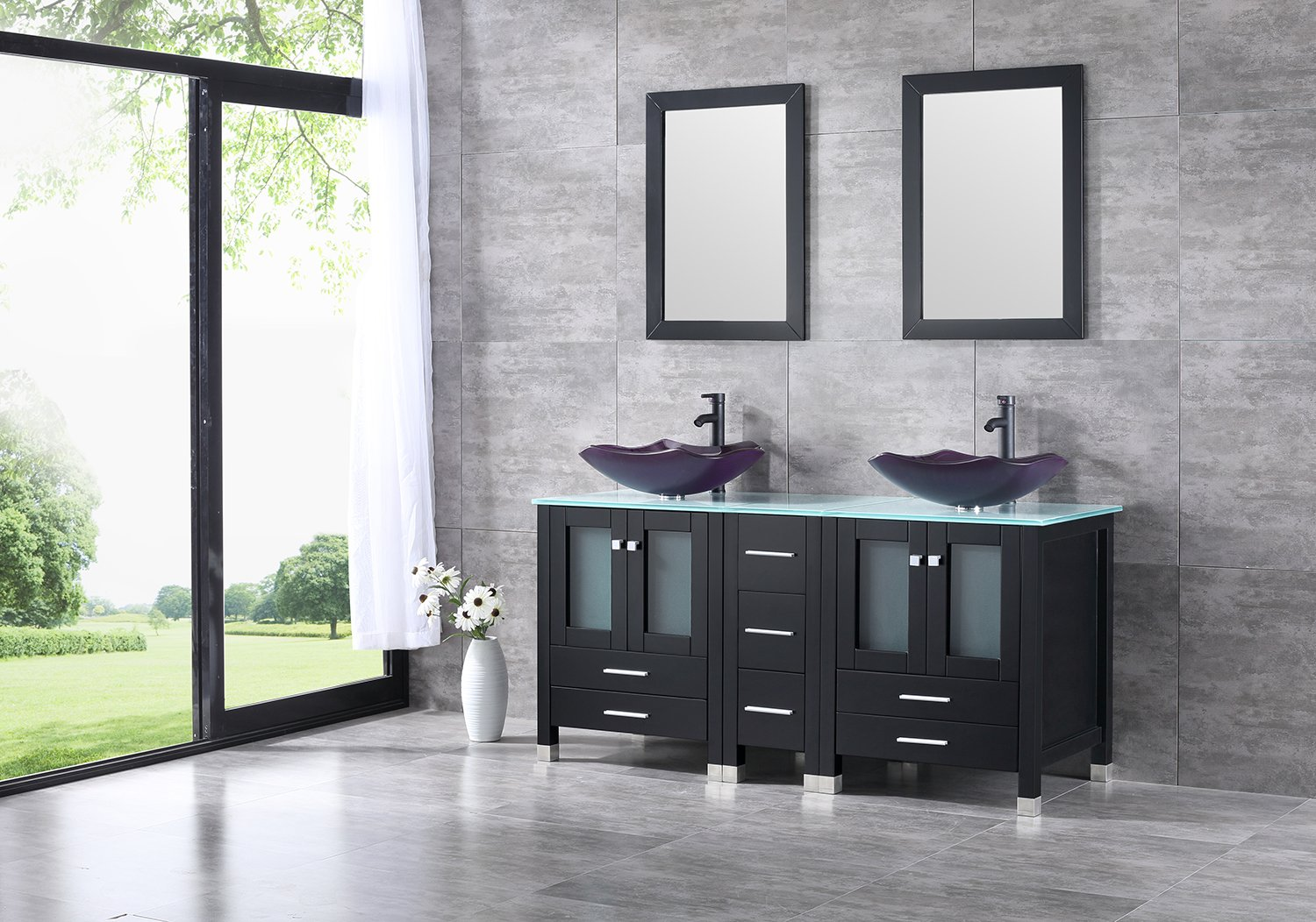 9 Brilliant Bathroom Vanities for All Bathroom Styles and Sizes