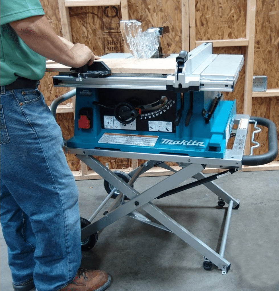 10 Convenient Portable Table Saws - Let No Distance Limit Your Work on Projects