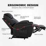 Mecor Electric Massage Recliner Chair-[2]
