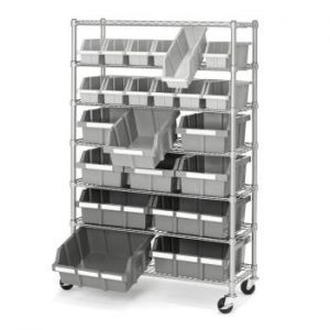 Seville Classics Commercial 7-Tier Storage System_1