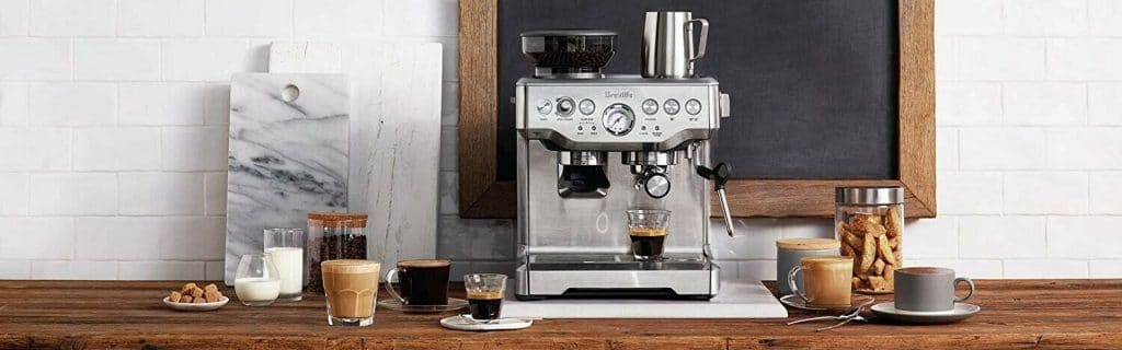Best Semi-Automatic Espresso Machine