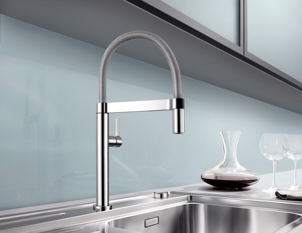 8 Beautiful and Functional Commercial Kitchen Faucets