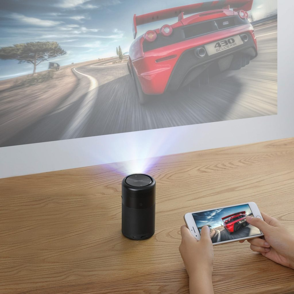 7 Outstanding Pico Projectors – Take Them Anywhere You Go!
