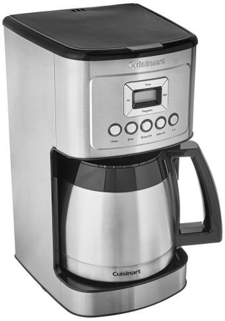 7 Best Thermal Coffee Makers (Aug  2019) — Reviews & Buying Guide