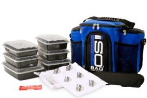 Isolator Fitness 3 Meal Insulated Lunch Bag