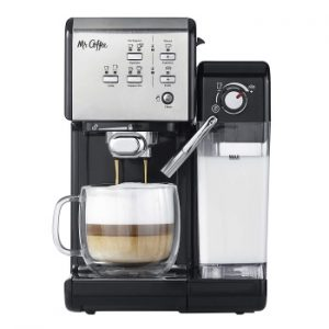 Mr. Coffee One-Touch CoffeeHouse Espresso Maker350