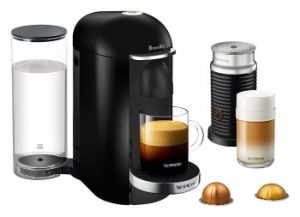 Nespresso VertuoPlus Deluxe Coffee and Espresso Machine350