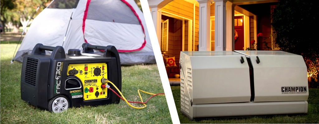 Top 5 Champion Dual Fuel Generators – Reviews and Buying Guide