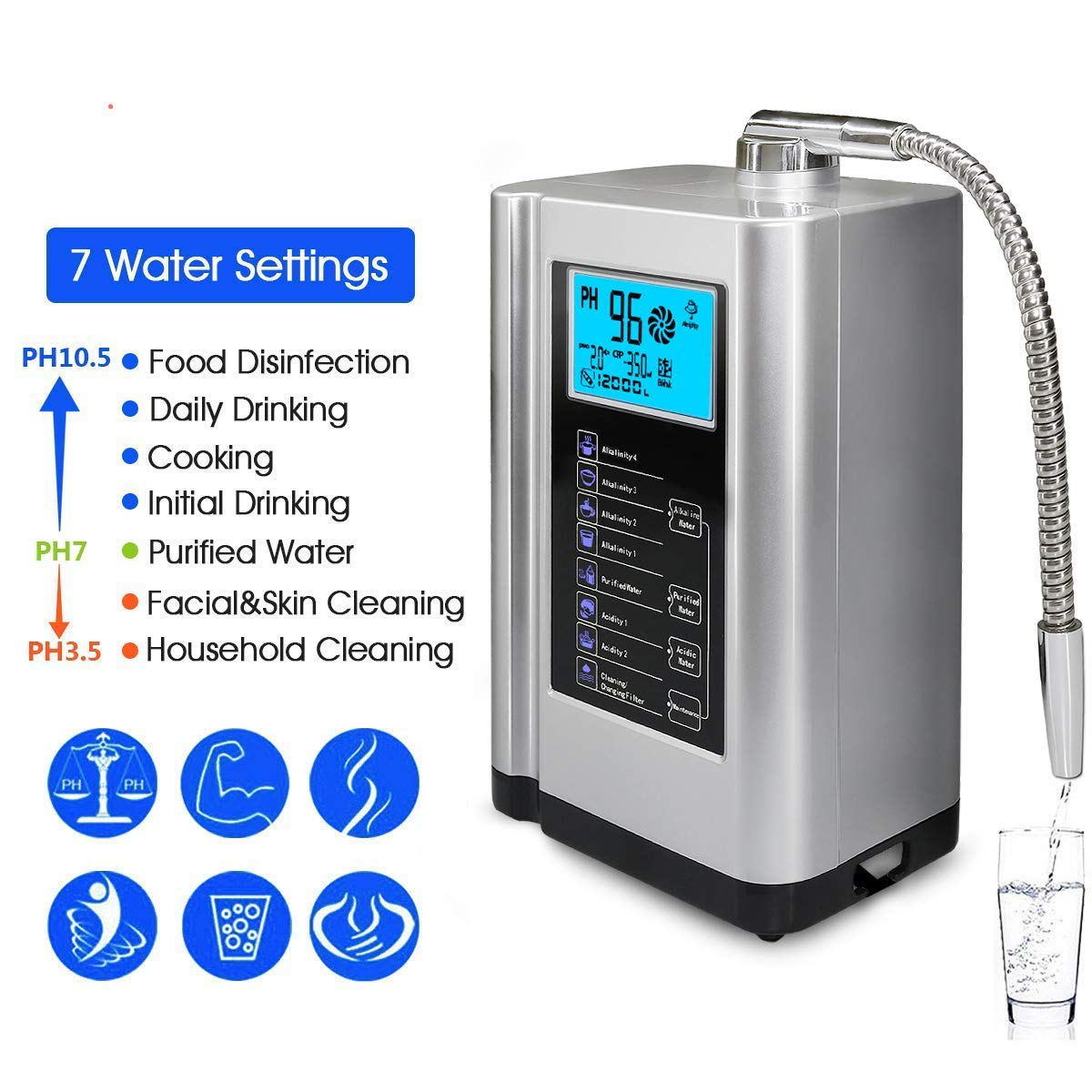 7 Best Water Ionizers (Feb. 2020) - Reviews & Buying Guide