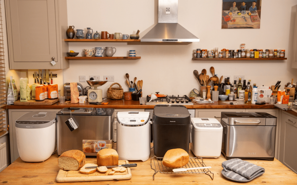 8 Outstanding Bread Makers to Treat Yourself with Excellent Loaves Every Day